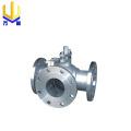 Fundición de válvula de acero inoxidable 316