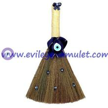 Evil Eye Religious Feng Shui Broom