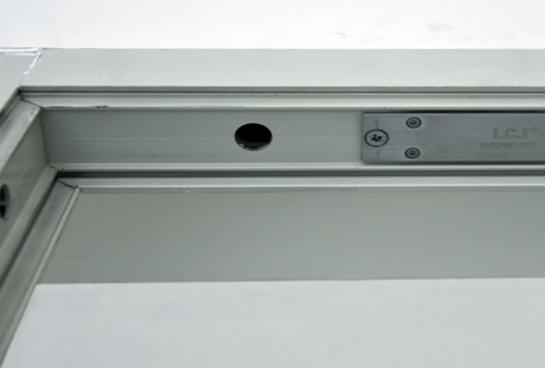 Single Parting for Automatic Swing Doors