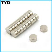 Permanent Strong Magnet Standard Neodymium Disc Magnet Grade N42