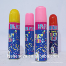 Lustige Party dumme String Spray / Serpentine Spray