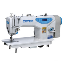 ZY-A5-D3 zoyer speaking direct drive auto trimmer high speed lockstitch industrial sewing machine