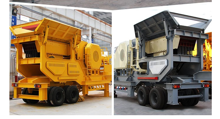 Jaw crusher plant 2