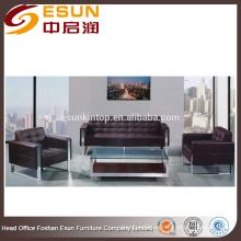 2016 nuevo sofá moderno de la oficina con la PU