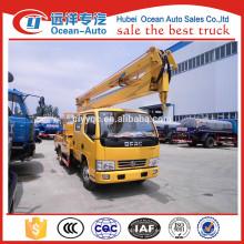 Dongfeng 14Meters camión de trabajo aéreo para la venta caliente