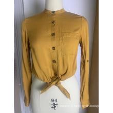 Vêtements d'été Vêtements Lady Blouse