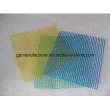 Malla de fibra de vidrio resistente a los álcalis para la pared
