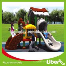 Équipement de terrain de jeu extérieur pour les enfants en bas âge