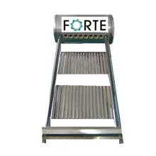 Colector solar del tubo de calor de 12 tubos para la calefacción por agua