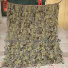 Desert Camouflage Net Sandy Military Camo Net pour la chasse (HY-C015)