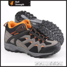 Outdoor Stroll Shoe with Synthetic Leather and PVC Outsole (SN5247)