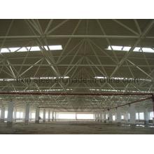 Steel Spqce Net Workshop Roofing