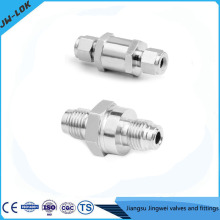 Best-selling SS high Pressure slow closing check valve