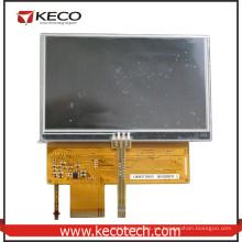 4.3 pulgadas LQ043T1DG01 a-Si Panel TFT-LCD Para SHARP