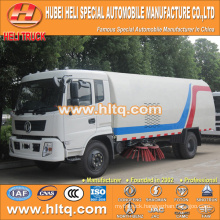 DONGFENG 4x2 HLQ5141TSLE road sweeper cheap price good quality hot sale for sale