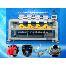 ELucky embroider machine High speed 4 head computerized embroidery machine for sale                                                                         Quality Choice