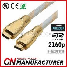 Hochgeschwindigkeits-HDMI-Kabel 1.4