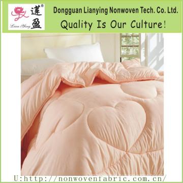 Полиэфирное покрытие из полиэфира / наполнителя из микрофибры, набор для пухо-одеяла / одеяла для гостиниц / отель Quilt