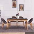 Северные деревянные обеденной стул для кафе ресторан