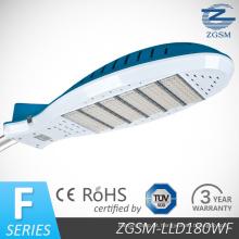 180W alta potência LED luz de estrada com CE, RoHS, TUV