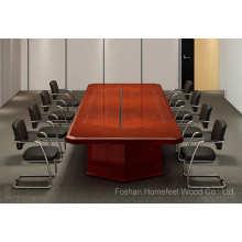 Elegantes Design Qualifizierter kostengünstiger Konferenztisch (HF-AG121)