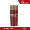 hot sale cosmetic roller 30ml clear plastic squeeze bottles