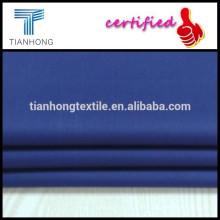 tela del popelín de algodón color púrpura alta calidad 80s armadura llana para la camisa formal de los hombres