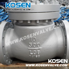 BS1868 Flange Swing Check Valve (H44)