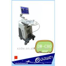 neue medizinische Geräte und Farbdoppler (DW-C80)