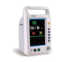 Высококачественные скорой помощи монитор пациента, пациент терапии -Ык-8000А