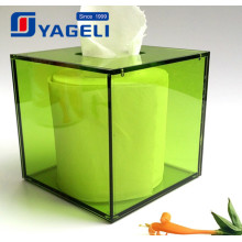 New Arrival Napkin Container Acrylic Tissue Box
