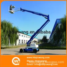 16m telescopic boom aerial working platform