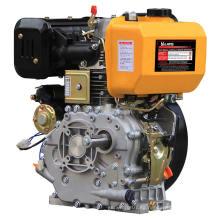 Motor de diesel de la salida 9HP del árbol de levas de 1500rpm (HR186FS)