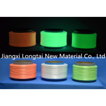 Luminous Polyester Yarn Glow in The Dark Yarn