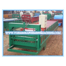 850/900 Double Layer Roof Panel Roll Forming Machine