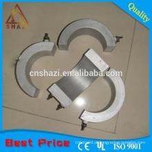 Caldeiras de fundição de alumínio refrigeradas por líquido industrial