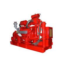 Générateur de moteur diesel de pompe