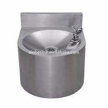 Mercadorias SUS304 sanitários de aço inoxidável do hospital, bacias médicas, fonte bebendo