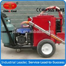 machine de remplissage de fissure d'asphalte de poussée de main