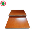 High Grade 18mm Melamine Color Blockboard