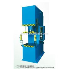 40T C-frame tipo de prensa hidráulica