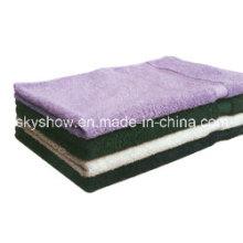 El llano teñió la toalla de mano (SST0315)