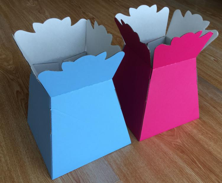 Floral packaging 4