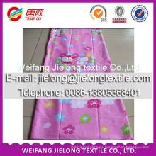 tela de algodón 100% de la venta caliente en el mejor diseño tela de la pijama de algodón 100% tela 100% de algodón