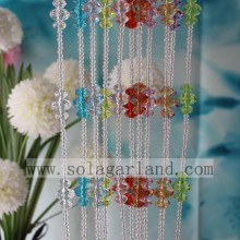 Colorful Acrylic Crystal Cheaper Ceiling Hanging Bead Curtain