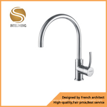 Single Handle Brass Kitchen Faucet (ICD-A95633C)
