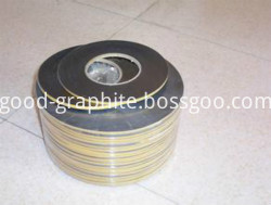 flexible graphite strip