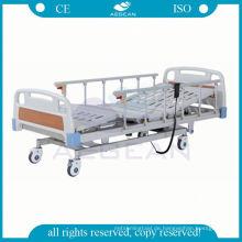 AG-BM104 6-rang Al-Legierung Handläufe Multifunktions elektrische billige Krankenhausbett