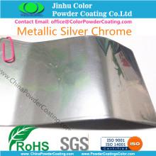 Metallic Silver Spraying Paints Powder Coating
