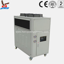 Leading for Cooling System 12HP 12hp air chiller 33.6kw copper coil heat exchanger supply to Spain Wholesale
